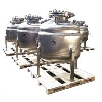 Quality High - Efficiency Butane Gas Tank Reaction Kettle Of Full Stainless Steel for sale