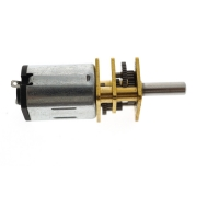 Buy N20 Miniature DC Gear Motor Work With Robotic Car Chassis at wholesale prices