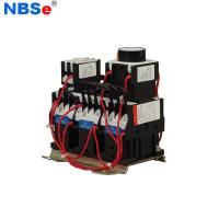 Quality AC Motor Starter Contactor Star Delta Reduced Voltage High Voltage Protection QJX2 for sale