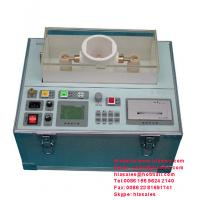 IEC156 Insulating Oil Dielectric Strength Tester Set