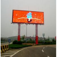 High Definition P10 Outdoor Full Color Led Display Rgb 10000 Dots / Sqm