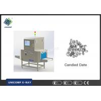 Buy cheap 40-120KV Unicomp X Ray Automatic Rejection Food Linear Detector Array Image from wholesalers