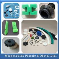 Buy cheap Nylon Prototypeprecision CNC Machined Parts Injection Moulding With GF PA from wholesalers