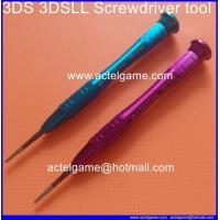 Buy cheap 3DS 3DSLL Screwdriver tool repair parts product