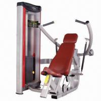 Quality Shoulder Press/Fitness Equipment, Measures 1,520 x 1,480 x 1,470mm, with TPV Handle for sale