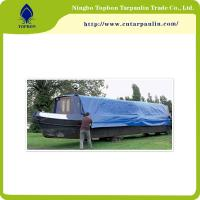 Buy cheap Hot sale Factory Price PVC Coated Fabric Tarpaulin for Truck Cover on promotion Tb005 from wholesalers