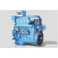 Quality Genuine Cummins KTA19 Main Propulsion Engine For Trawler Boat With Gearbox for sale