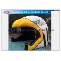 Buy cheap 0.45mm PVC Tarpaulin Colorful Inflatable Air Tent Eagle Tent Advertising Model product