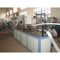 Quality Single Screw Plastic Extrusion Machine 100KW For PE HDPE Pipe for sale