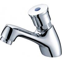 Quality Modern Wall Mounted Self Closing Faucet Single Hole with CE Certificate for sale