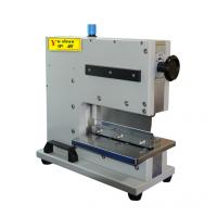 Small Pneumatic PCB Depaneling Equipment V Groove Cutting Machine 2000mm
