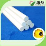 Quality EVA resin Milky white Stick-like solid Viscosity Resin Milk White Hot Melt Glue Sticks High Temperature Resistance for sale