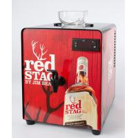 Quality Metal Case Refrigerated Liquor Dispenser High Efficiency With Tap Supply for sale