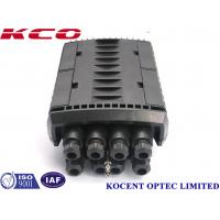 Quality Wall Pole Mountable 288 Cores Fiber Optic Splice Closure Enclosure Box KCO-JCD-288 for sale