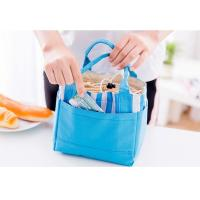Quality Portable Insulated Lunch Bags Customized Colors With Heavy Duty Fabric for sale