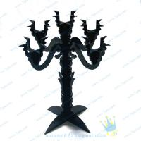 Quality Crystal Pewter Candle Holder for sale