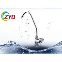 Quality Purification Water Tap Faucet Multi Layer Plated Surface Acid Resistance for sale