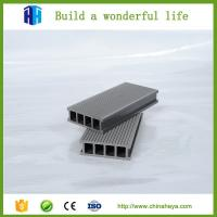 Non slip laminate flooring outdoor artificial wood decking for sale