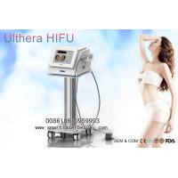 Buy cheap Focused Ultrasound HIFU Machine For Facial Lift , Wrinkle Removal , Fat from wholesalers