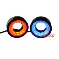 Quality Black Anodized LED Ring Lighting Machine Vision Industry UV 365nm / 385nm for sale