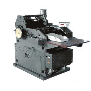 Pocket envelope making machine and flat bag making machine max output 12000pcs/h Max envelope 120x240mm
