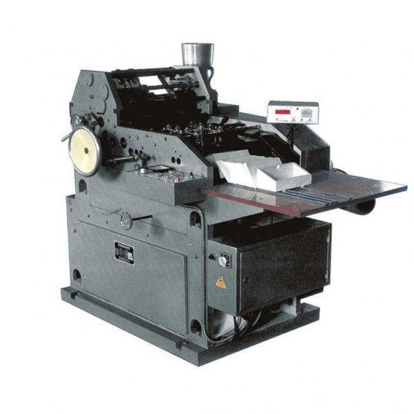 Buy Pocket envelope making machine and flat bag making machine max output 12000pcs/h Max envelope 120x240mm at wholesale prices