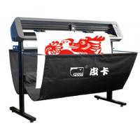 Quality 32-bit ARM7 CPU ,Cutting Plotter Machine With High Precision Grid Roller for sale