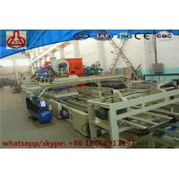 Quality 2000KW full Automatic Mgo Straw Board Machine For sSawdust Plant for sale
