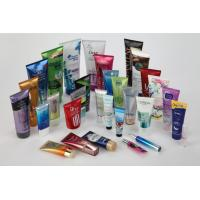 Quality Empty Cosmetic Packaging Tube Package Combined Flexo With Stamping for sale
