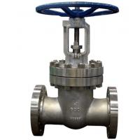 Quality Welded Connecting Ductile Iron Gate Valve Non Rising Stem Type for sale