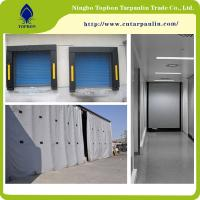 Buy cheap high quality polyester fabic  PVC coated tarpaulin for energy saving dock seal/shelter from wholesalers