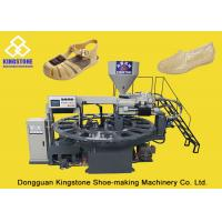 Quality 110-150 Pairs / Hour Shoe Making Production Line plastic Slipper Making Machine  for sale