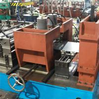 Passive Decoiler Steel Forming Machines Interface Operation 2.55m/min Product Speed for sale