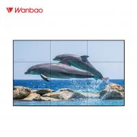 Quality Narrow Bezel Lcd Video Wall Panels 49 Inch Conference Room Use 1920 * 1080 for sale