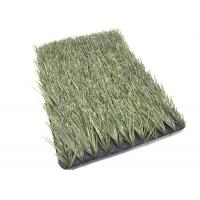 Quality UV Resistant Fifa Approved Synthetic Turf , Football Turf Carpet No Weather Limited for sale