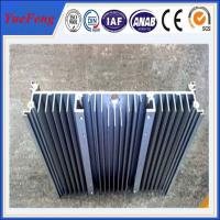 China aluminium heat sinks price per kg, aluminum profile for architecture factory on sale