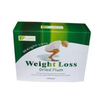 China Leptin Weight loss dried plum 100%herbal no side effect slimming body fat burner on sale