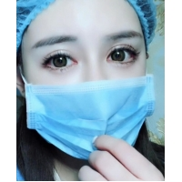 China High quality disposable medical surgical mask 3 ply surgical mask face on sale