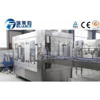 Quality Compact Structure Glass Bottle Filling Machine Juice Beer Vertical Filling Machine for sale