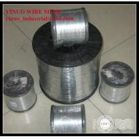 China Electro Galvanized Wire Q195 1kg/coil x 10coils/bundle 1.25mm BWG18 on sale
