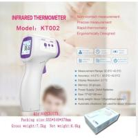 China Digital Non-Contact Multi-Functional Forehead Laser Temperature Gun on sale