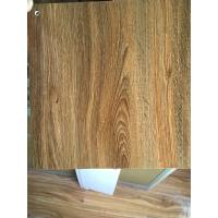 Quality High Density Rigid PVC Sheet Building Materials Wood Effect Cladding for sale
