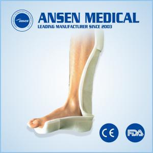 China CE certificate orthopedic usepolyester resin fiberglass CastingSplint on sale