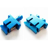 Quality SC - LC Female SX / DX Fiber Optic Cable Adapter Single Mode ABS Metal Material for sale