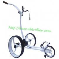China 2014 Patented light weight Remote golf trolley motor and buggy on sale