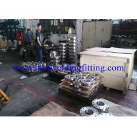 Quality Steel Flanges, Nickel Alloy ASTM B564 / ASTM B462 / ASTM B865 / N08800 / NO8825 for sale
