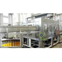 China Bottled Liquid Syrup Filling Machine Processing Line For Drinking on sale