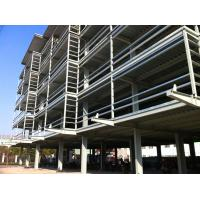 Quality High Rise Buildings Steel Structure Construction / Multi Floors Metal Residence Buildings for sale