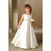Quality Spaghetti Strap Flower Girl Dresses for sale