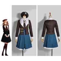 Quality Free Shipping Cosplay Costume Amnesia Animal Costumes Adult's Short Dress Heroine Game Dress School Uniform Halloween for sale